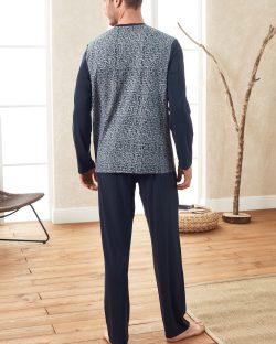 Doreanse Erkek Pijama Takımı 4218 arka