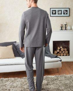 Doreanse Erkek Pijama Takımı 4288 arka