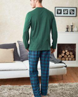 Doreanse Erkek Pijama Takımı 4298 arka