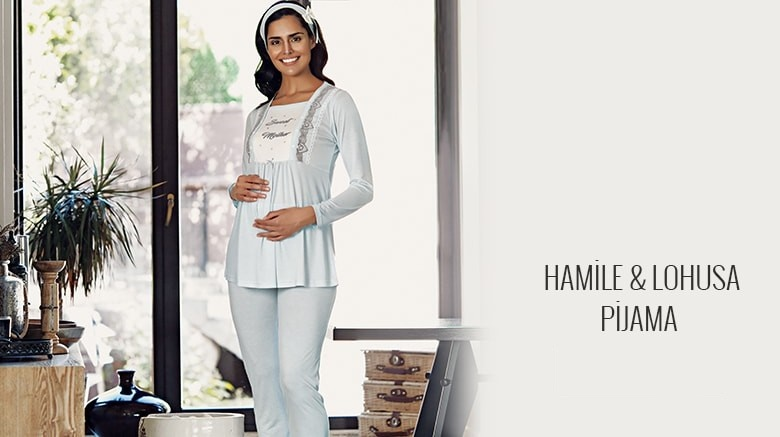 Lohusa Pijama Takımları ve Fiyatları