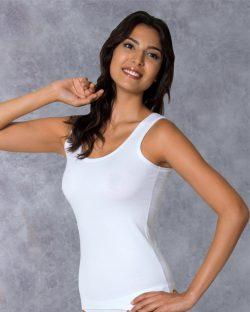 Doreanse iç giyim, Modal Kumaş Pamuklu Kalın Askılı Bayan Atlet 9336