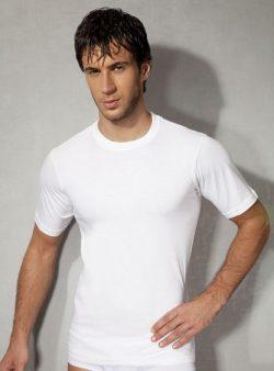 Doreanse, Pamuklu Erkek T-shirt 2505