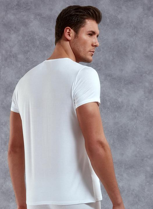 Doreanse Premium Erkek T-shırt 2565 arka