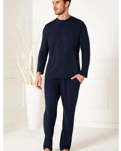 Doreanse 3lü Erkek Pijama Takımı 4500 2