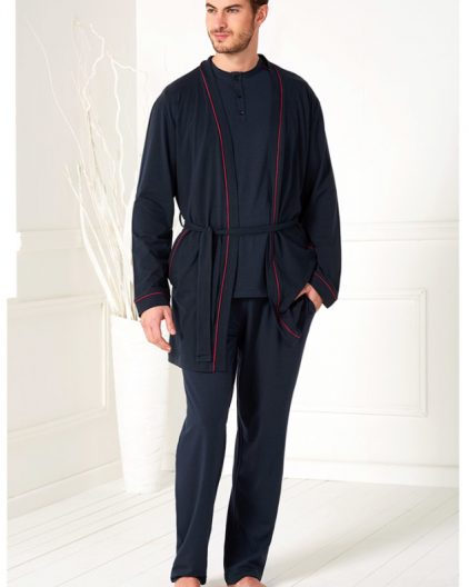 Doreanse 3lü Erkek Pijama Takımı 4500