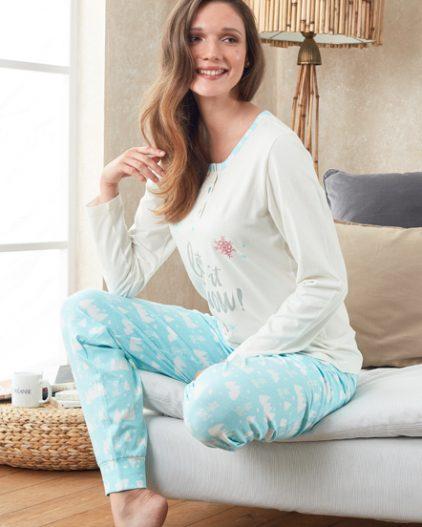 Doreanse Bayan Pijama Takımı 4028