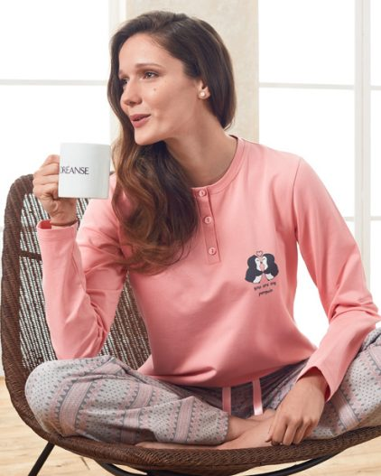 Doreanse Bayan Pijama Takımı 4038