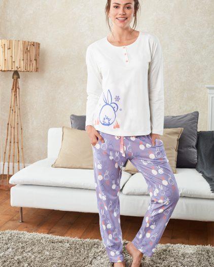 Doreanse Bayan Pijama Takımı 4108