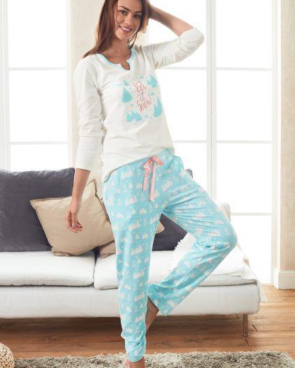 Doreanse Bayan Pijama Takımı 4158