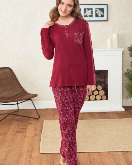 Doreanse Bayan Pijama Takımı 4178