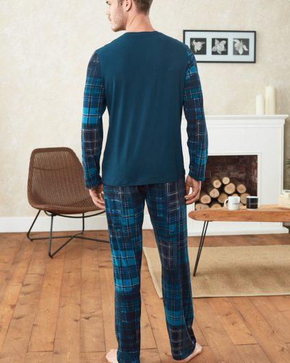Doreanse Erkek Pijama Takımı 4318 arka
