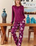 Eros Bayan Pijama Takımı 20522