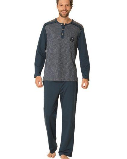 Mecit İki İplik Erkek Pijama Takımı 2704M
