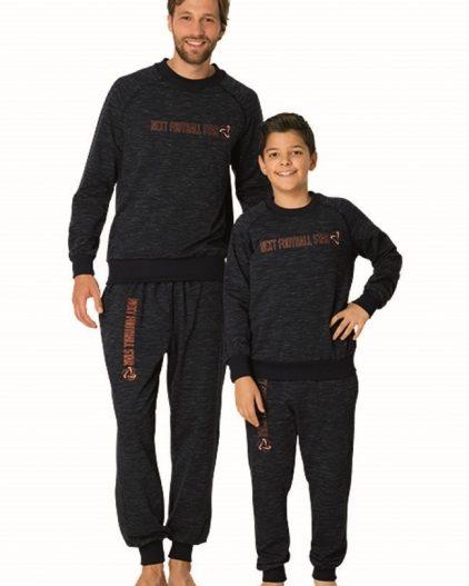 Mecit Spor Baba Oğul Pijama Takımı 2706L