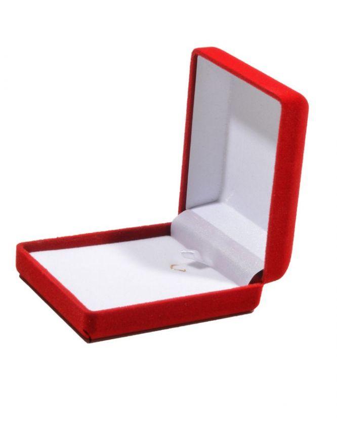 Gümüş Kolye Kutusu