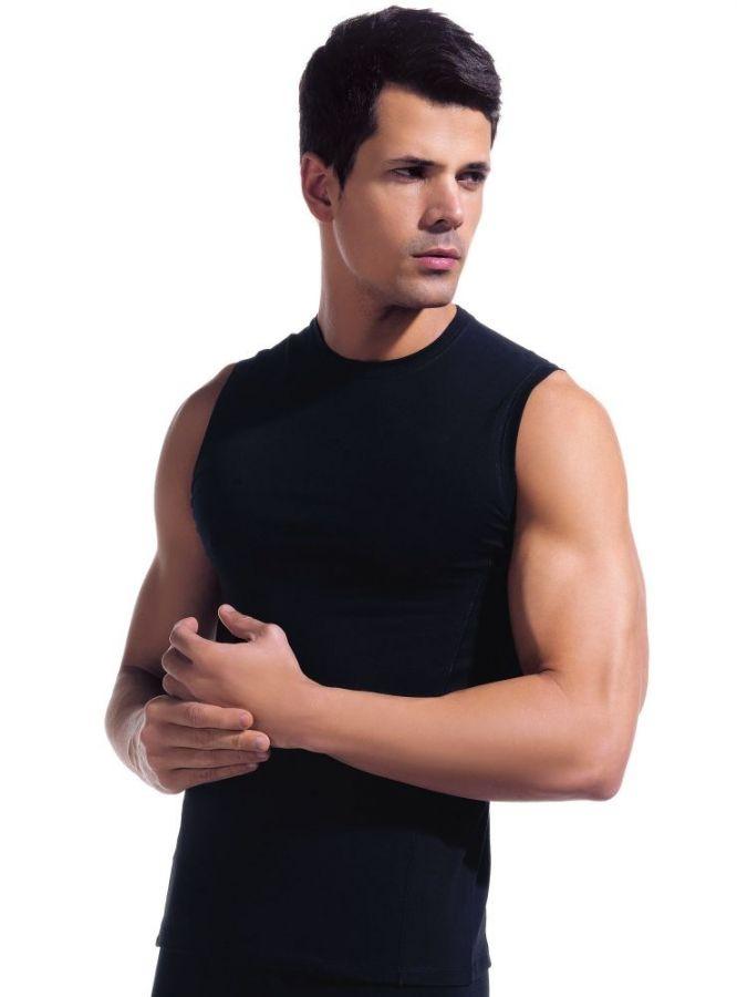 Dagi Compact Likralı Kolsuz Erkek T-shirt 5090