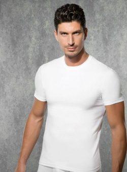 Doreanse, Bisiklet Yaka Slim Fit Erkek T-shirt 2550