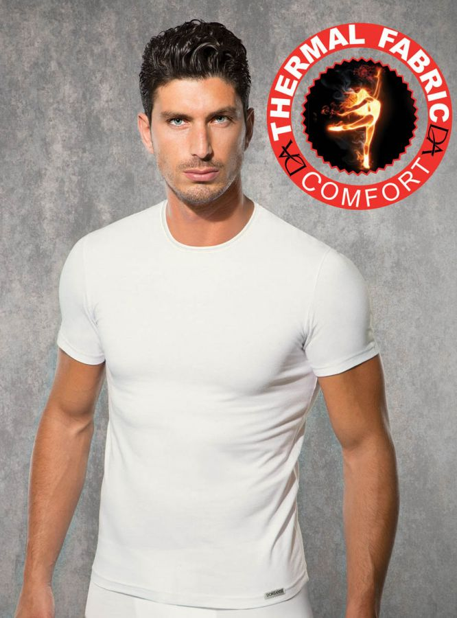 Doreanse Kısakol Erkek Termal T-shirt 2875
