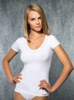 Doreanse, Likralı Basic Bayan T-Shirt 9380