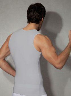 Doreanse, Likralı Erkek Atlet 2205 gri arka