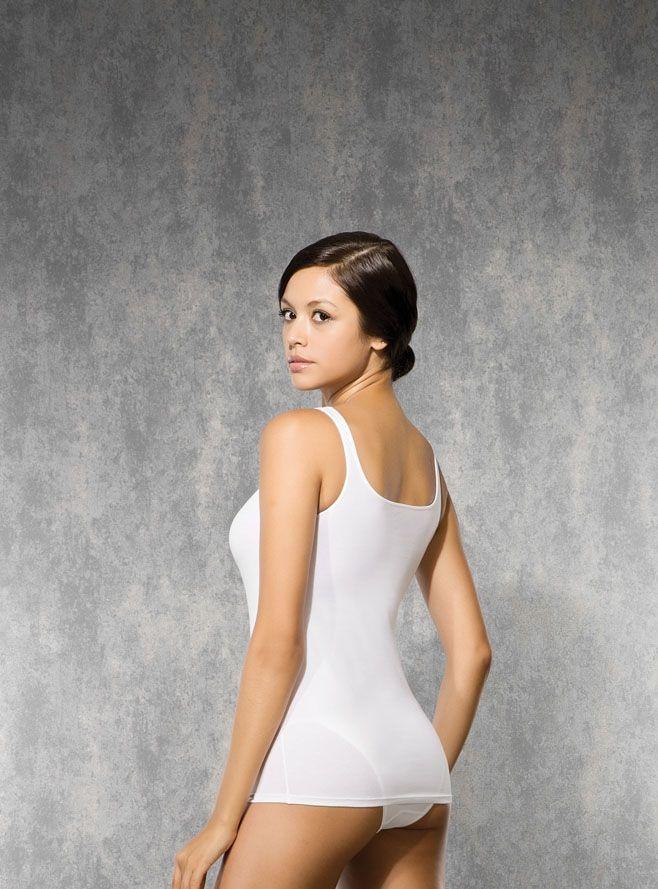 Doreanse, Likralı Modal Bayan Atlet 9320 arka