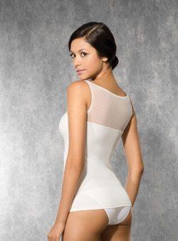 Doreanse, Likralı Modal Bayan Atlet 9375 arka