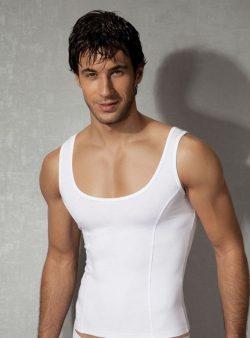 Doreanse, Likralı Sporcu Erkek Atlet 2255 beyaz