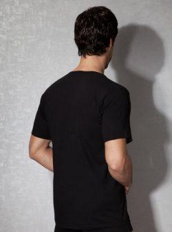 Doreanse, Pamuklu Erkek T-shirt 2510 arka