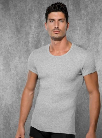 Doreanse, Pamuklu Slim Fit Erkek T-shirt 2545