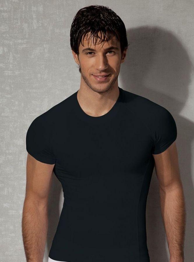Doreanse, Slim Fit Erkek T-shirt 2535 siyah