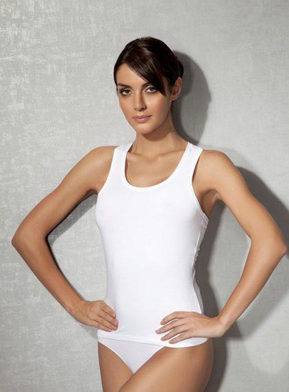 Doreanse Sporcu Bayan Atlet 9317 beyaz arka