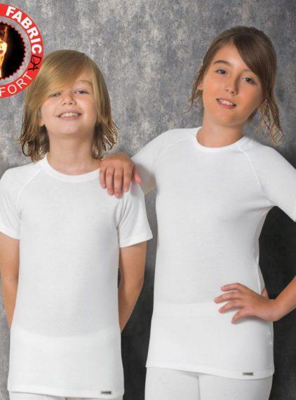 Doreanse Unisex Çocuk Termal T-shirt 225
