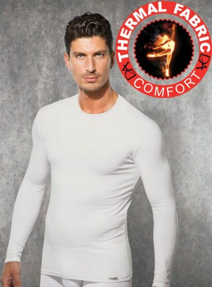 Doreanse Uzunkol Erkek Termal T-shirt 2965