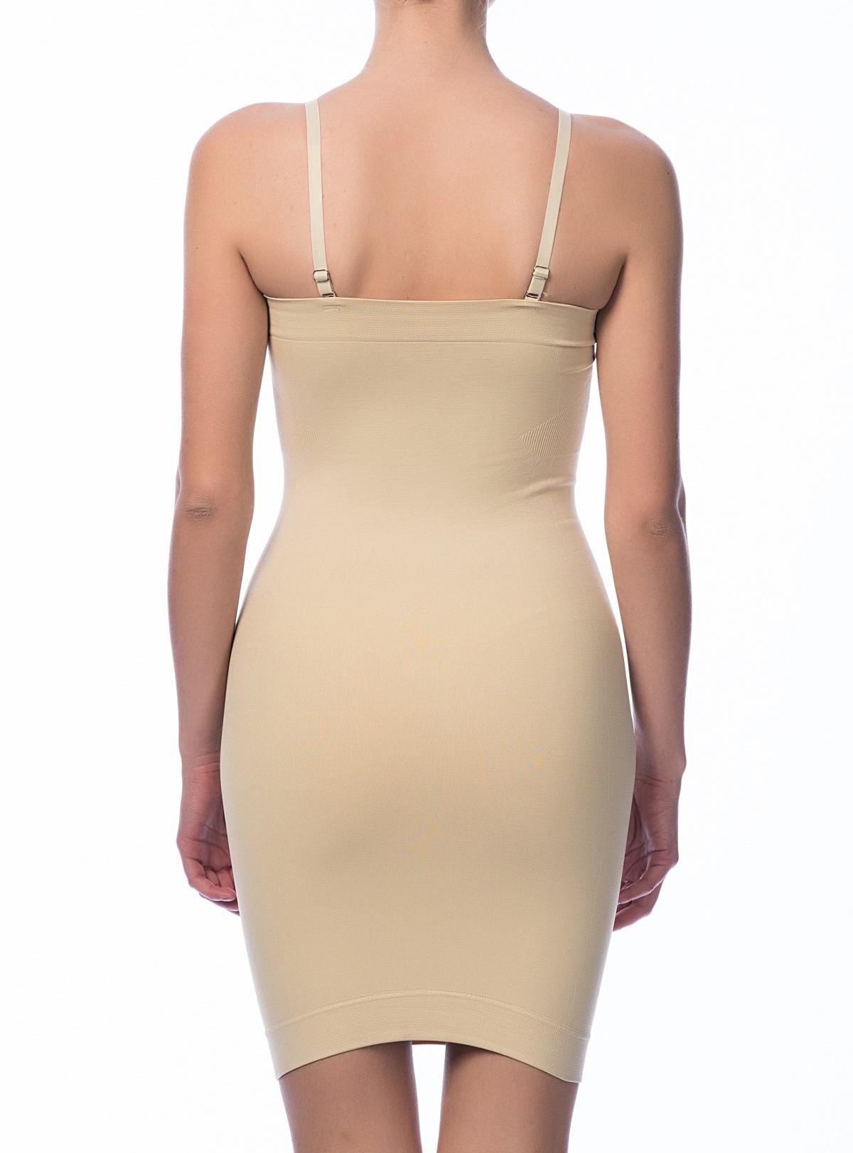 Nbb Dikişsiz Likralı Korse Elbise Sapphire ten